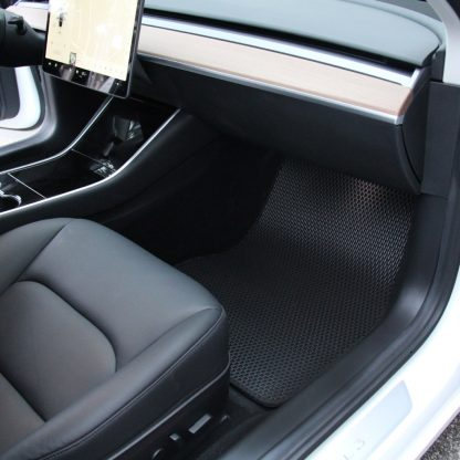 Standard Model 3 Floor Mats Passenger