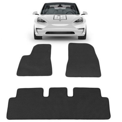 Cheapest-Affordable Model 3 Floor Mats Set