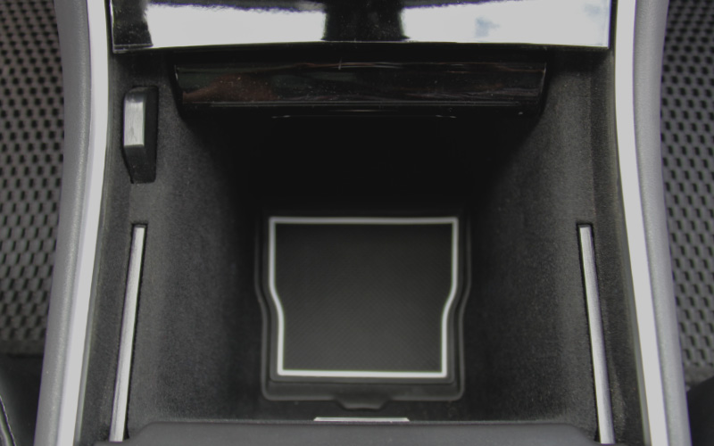 Model 3 middle center console liner insert