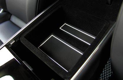 Model 3 armrest liner insert white