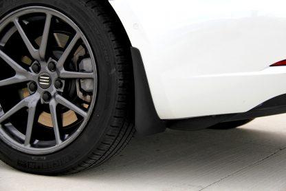 Model 3 mud flaps rear side