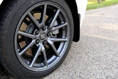 Model 3 mud flaps rear wheel