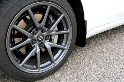 Model 3 mud flaps front wheel