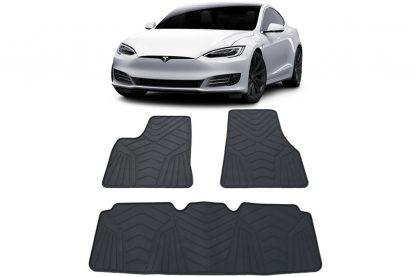 Model S Floor Mats Cover