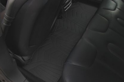 Tesla Model S Floor Mats Rear 4
