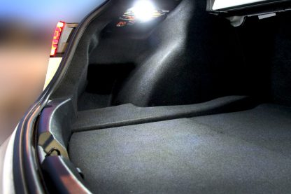 Model 3 trunk light bright