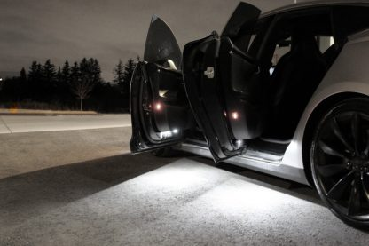 Model S Puddle Light Cover