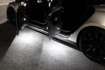 Model S Puddle Light After