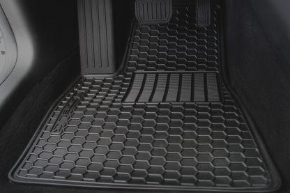 Model 3 Floor Mats High Performance Driver 2