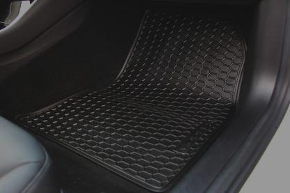 Model 3 Floor Mats High Performance Passenger 2