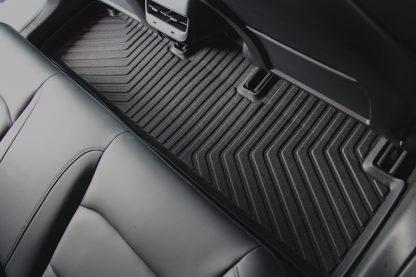 Model 3 Floor Mats 3D Rear