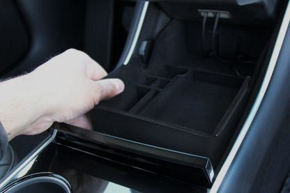Large Center Console Organizer Drop in Place