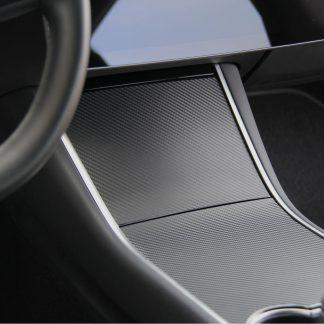 Carbon Fiber Center Console Wrap