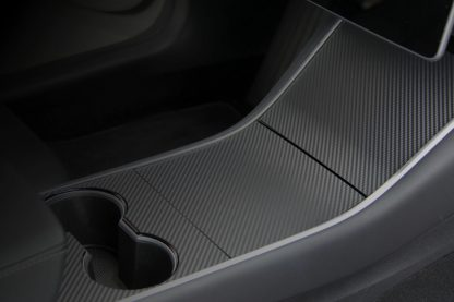 Carbon Fiber Center Console Wrap