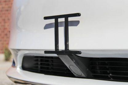 Model Y Front Plate Holder