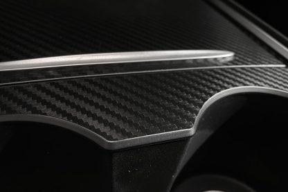 2021 Tesla Model 3 Carbon Fiber Wrap