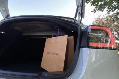 Model 3 Shopping Bag Hook