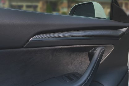 Tesla Dash Cover Carbon Fiber