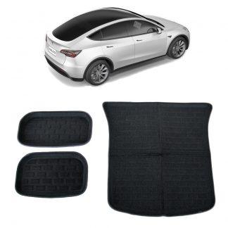 Model Y Cargo Mats 3D Comfort